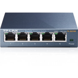TP-LINK SG105 switch  5x1GB