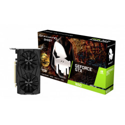 Gainward Karta graficzna GeForce GTX 1650 GHOST OC 4G GDDR5 128BIT 2DP/HDMI