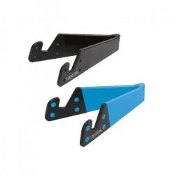 LogiLink Mini stojak pod tablet, telefon  niebiesko/czarny