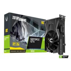 ZOTAC Karta graficzna GeForce GAMING GTX 1650 OC 4GB GDDR5 128BIT HDMI/DP/DVI-D