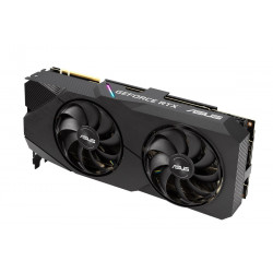 Asus Karta graficzna GeForce DUAL RTX 2080 EVO 8GB OC GDDR6 256bit HDMI/3DP/USB-c