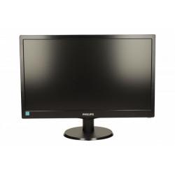 Philips Monitor 18.5 193V5LSB2/10  LED Czarny