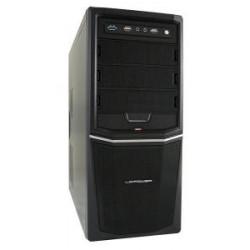 LC-POWER OBUDOWA CASE-PRO-924B/BZ MIDITOWER FRONT 1X USB 3.0 1 X USB 2.0 HD-AUDIO CZARNA SIATKA