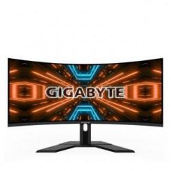 """Monitor Gigabyte 34"""" G34WQC 2xHDMI 2xDP głośniki"""