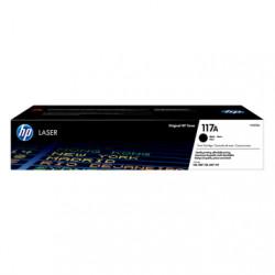 HP toner 117A black W2070A