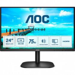 "Monitor AOC 23,8"" 24B2XHM2 VGA HDMI"