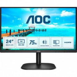 "Monitor AOC 23,8"" 24B2XDM VGA DVI"