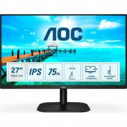 """Monitor AOC 27"""" 27B2DA VGA DVI HDMI głośniki"""