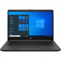 "Notebook HP 240 G8 14""FHD/i3-1005G1/8GB/SSD256GB/UHD/10PR Black"