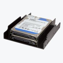 LogiLink Mocowanie dla dysków HDD 2,5/3,5'' plastik