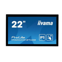 IIYAMA Monitor wielkoformatowy 21.5 cala TF2234MC-B7AGB IPS,10PKT.VGA,HDMI,DP,FHD,IP65,6H