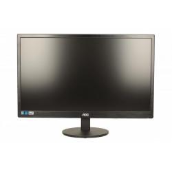 AOC Monitor 21.5 e2270Swn  LED Czarny