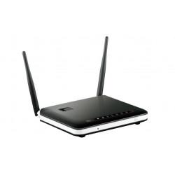 D-Link DWR-116  WiFi router N300 1xWAN 4xLAN