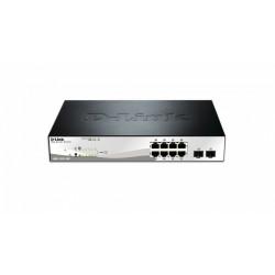D-Link DGS-1210-10P 10port Gbit PoE Smart Switch