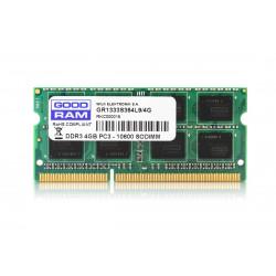 GOODRAM SODIMM DDR3 4GB/1333 CL9 512*8 Single Rank