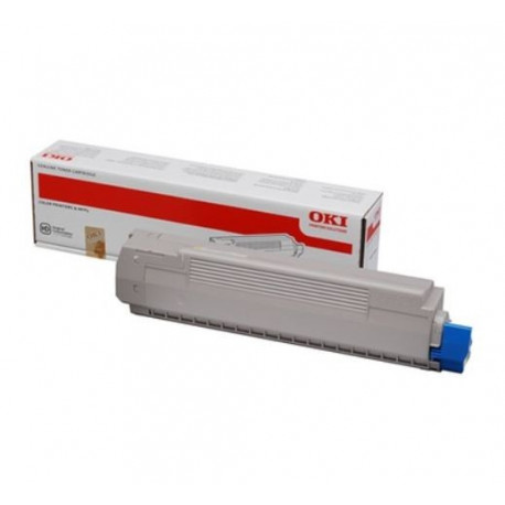OKI Toner do MC861/851 YELLOW 7,3k 44059165