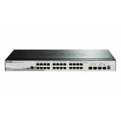 D-Link DGS-1510-28X Switch 24xGb+4xSFP