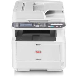 OKI AiO MB472dnw MONO  PL duplex/fax/LAN/PCL6