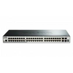 D-Link DGS-1510-52X Switch 48xGbit + 4xSFP+