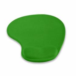 4world Ergonomiczna podkładka pod mysz, żelowa, zielona