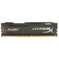 HyperX DDR4 HyperX Fury Black 4GB/2666 CL15