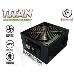 Rebeltec Zasilacz uniwersalny komputerowy ATX ver. 2.31 TITAN 500
