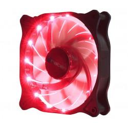 Tracer Wentylator LED 12cm oem do obudowy ATX czerwony
