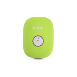 NETIS Repeater WiFi N300+RJ45 zielony