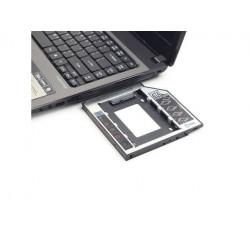Gembird Adapter HDD ramka 5,25'' na 2,5'' Slim 12mm