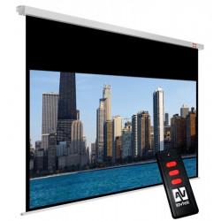 AVTek Ekran elektryczny Cinema Electric 300P, 16:9, 300 x 227.5 cm, powierzchnia biała, matowa