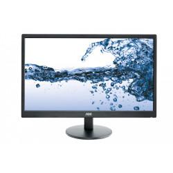 AOC Monitor 21.5 e2270Swhn LED HDMI Czarny