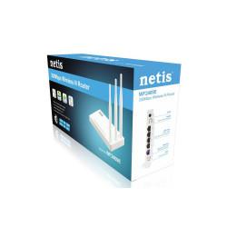 NETIS Router DSL WiFi G/N300 + LANx4