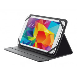 """Trust Primo Folio Case with Stand for 7-8"""" tablets - black"""
