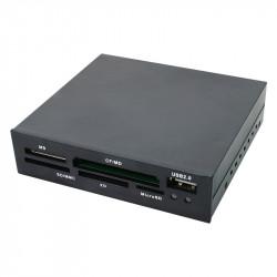"""LogiLink Czytnik kart pamięci, USB2.0, wewnętrzny 3,5"""""""