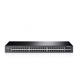 TP-LINK T2600G-52TS Switch Managed 48xGE 4xSFP