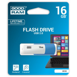 GOODRAM COLOR MIX 16GB USB2.0 MIX