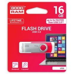 GOODRAM TWISTER RED 16GB USB3.0