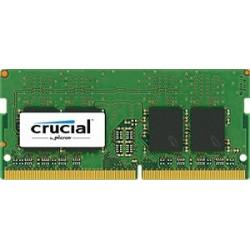 Crucial DDR4 4GB/2400 CL17 SODIMM SR x8 260pin