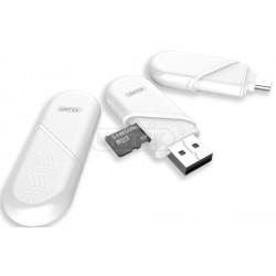 Unitek CZYTNIK KART microSD USB/USB TYP-C Y-9323