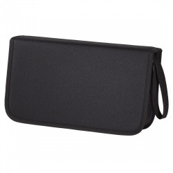 Hama CD WALLET 104 CD NYLON CZARNY