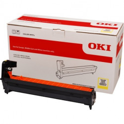 OKI Bęben C532/MC573 Yellow 46484105