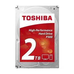 """Toshiba HDD P300 2TB 3.5"""" S3 7200rpm 64MB bulk"""