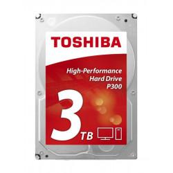 """Toshiba HDD P300 3TB 3.5"""" S3 7200rpm 64MB bulk"""