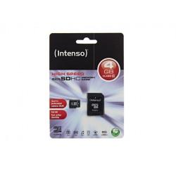 Intenso Micro SDHC 4GB Class 10
