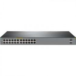 Hewlett Packard Enterprise 1920S 24G 2SFP PoE+ 370W Switch JL385A