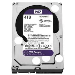 Western Digital Purple WD40PURZ 4TB 64MB  SATAIII 5400rpm