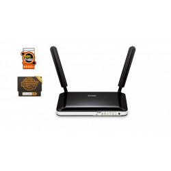 D-Link Router DWR-921 LTE N300 4xLAN