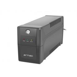 ARMAC UPS Line-Interactive Home 650F LED 650VA 2xSchuko