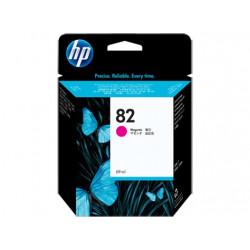 HP Tusz nr 82 Purpurowy (Magenta) C4912A