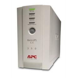 APC BACK-UPS CS 350VA USB/SERIAL 230V  BK350EI